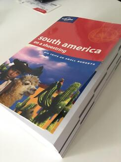 South America lonely planet big trips on small budgets