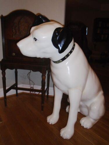 Vintage RCA Victor Nipper Dog, Plastic 3