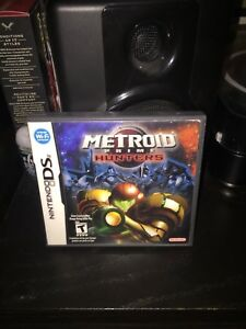 Metroid Prime: Hunters - DS