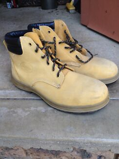 Oliver Safety Boots