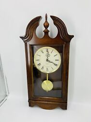 Howard Miller Wall Clock 620-100 Quartz  68 Anniversary Westminster Whittington