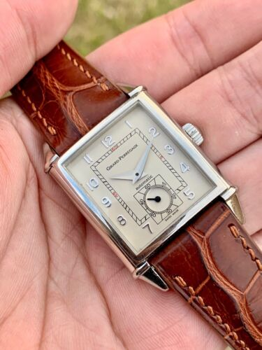 Girard-Perregaux Vintage 1945 Ref 2593 Automatic Men's Watch - watch picture 1
