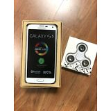 New Samsung Galaxy S5 SM-G900V - 16GB - Shimmery White GSM (Unlocked) Verizon.