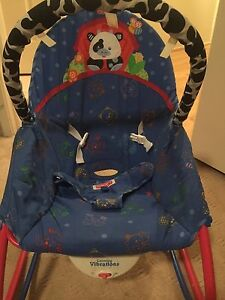 Fisher Price vibrating Bouncer Campbelltown Campbelltown Area Preview