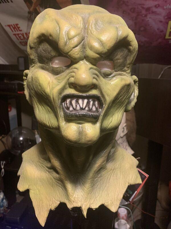 Goosebumps The Haunted Mask Tots Not Horror Bust Rl Stine Halloween Mask