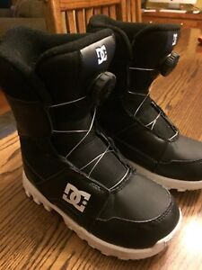 Kids Snowboard Boots, Size 2