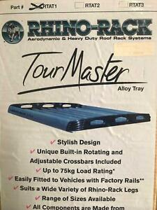 Rhino Rack TourMaster Alloy Tray - Small - (L) 1190mm X (W) 1100mm Fyshwick South Canberra Preview