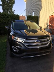 FORD Edge 2015 sEL V6 AWD toit panoramique