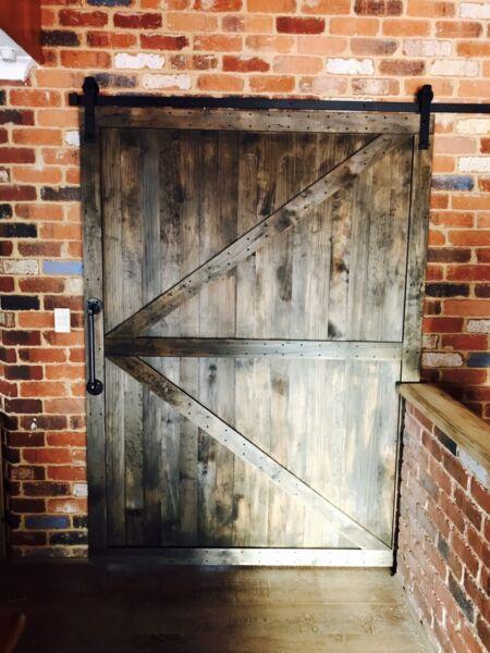 The Barn Door Company | Building Materials | Gumtree Australia Perth ...