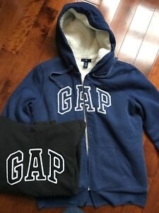 Set of 2 GAP size Medium sweatshirts.