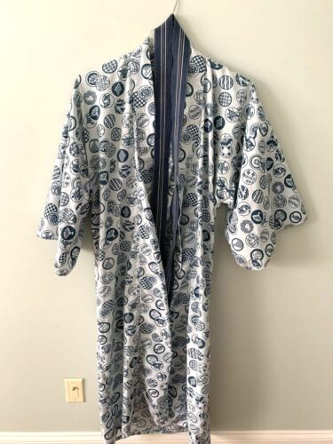 Royal Hotel Japanese Kimono Robe Men