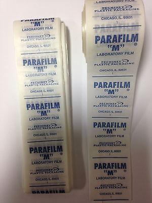 Parafilm M Laboratory Sealing Film  2 metres x 5 cm wide