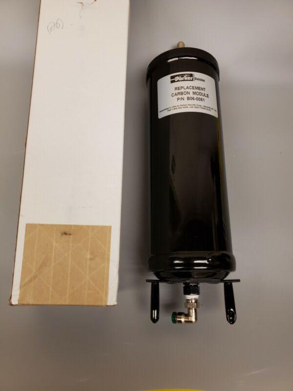 Parker Filtration replacement Carbon Module B06-0051 Carbon Filter 450012-001