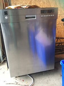 Kenmore Elite Built In Stainless Steel Dishwasher