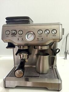 Breville Coffee Machine Adamstown Newcastle Area Preview