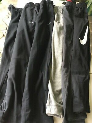 Nike Athletic Pants Therma Collection Men New Tags Black Grey