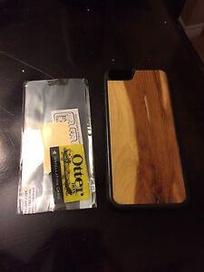 iPhone 6 / 6S Phone case and Otterbox screen protector