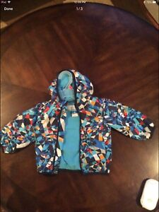 6-12 month Columbia jackets