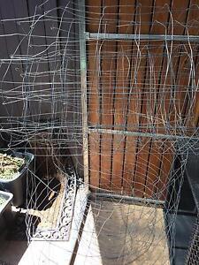 Metal dog fence/mesh Leichhardt Leichhardt Area Preview