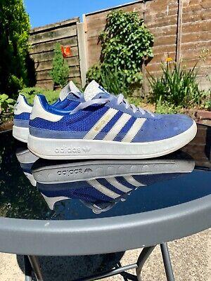 Adidas Originals Munchen Blue/White UK 9