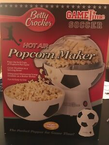 Popcorn Maker - soccer ball