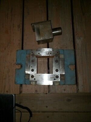Roper Whitney 3 Inch Square Die Shoe Pexto Di Acro Punch Press