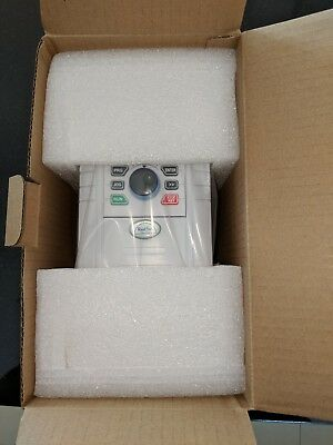 1.5kw Vfd 7a 220v Single Phase Speed Variable Frequency Drive Inverter