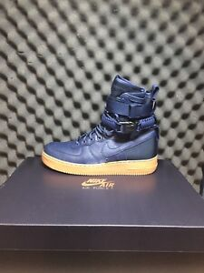 Nike SF Air Force 1 Midnight Navy