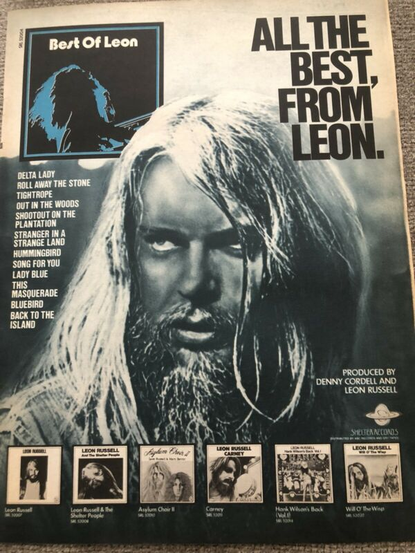 Leon Russell Billboard Ads (3)