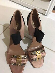 PRADA sandals/ still available