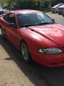 1995 mustang GT 5.0 L