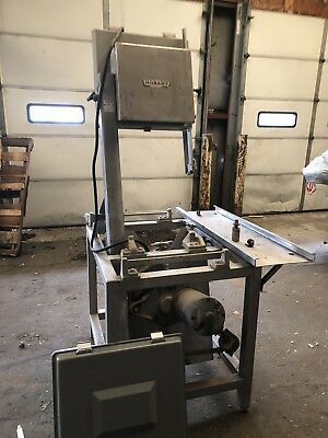 Hobart 5700-d Slant Meat Commercial Saw