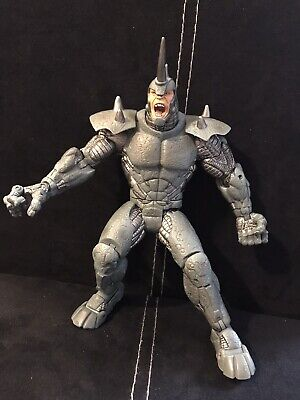 "Marvel Legends SPIDER-MAN CLASSICS Ultimate Rhino 6"" action figure Toybiz"