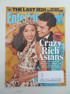 Entertainment Weekly Constance Wu Crazy Rich Asians November 10  2017