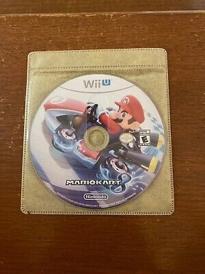 Mario Kart 8 - Nintendo Wii U (Game Disc Only)