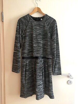 Esprit Kleid mit Silberfaden, Größe: Kinder XL, passt aber auch 36/38