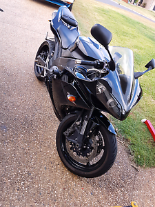 Yamaha r1 black Inverness Yeppoon Area Preview