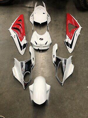 BMW S1000RR Body Kit White