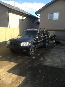 1999 Jeep Grand Cherokee looking for quick sale.