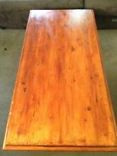 4 draw polished wood coffee table South Yarra Stonnington Area Preview
