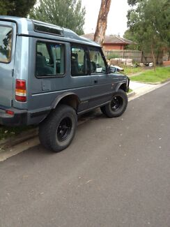 land rover disco manual v8 Frankston Frankston Area Preview