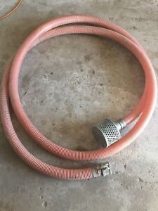 Trash Pump Intake Hose