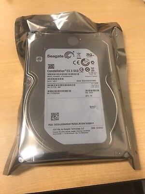 Seagate St3000nm0053 3 Tb Sata Es 3  Rpm 3 5  Hard Drive 128Mb 6Gb S Enterprise