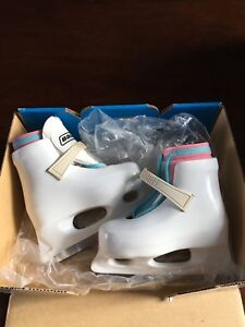 Bauer Lil Angel Skates - Youth size 8 girls