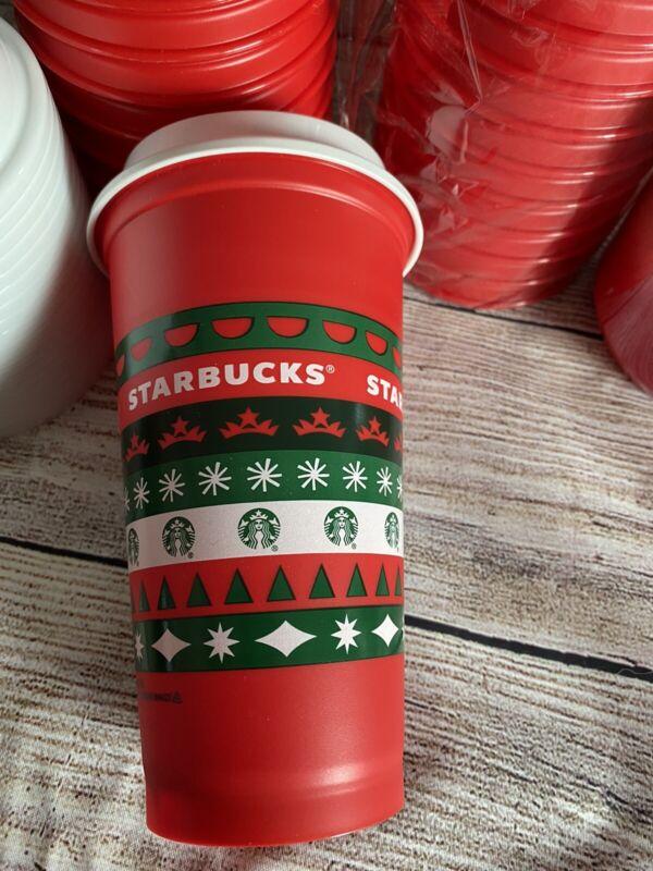Starbucks 2020 Red Christmas Cup
