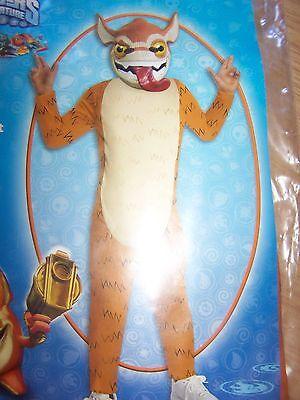 Size Small 6 Skylanders Spyro's Adventure Trigger Happy Halloween Costume New