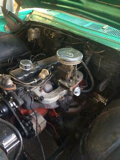 Running Holden 202 and auto