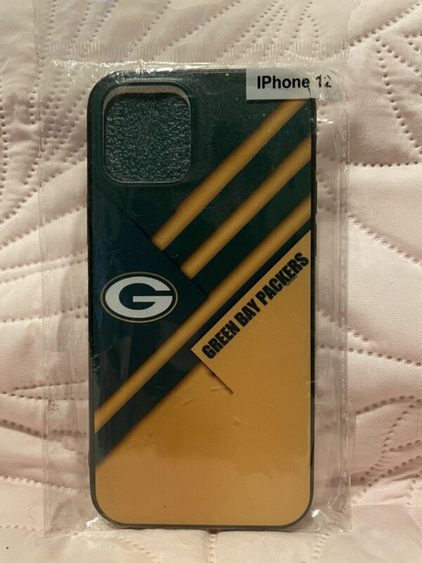 iPhone 12 Case, Green Bay Packers