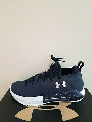 1d338a412e95 New Under Armour Men s Drive 4 Low Basketball Shoe Size 8.5 NIB