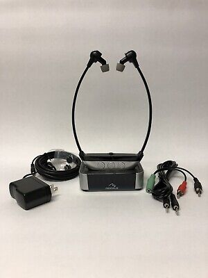 Pegasus TV Ears Wireless TV Headset TV Hearing Aid Rechargeable